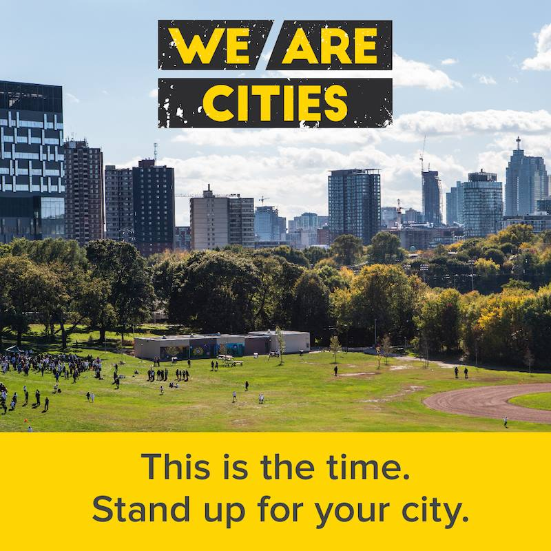 We Are Cities