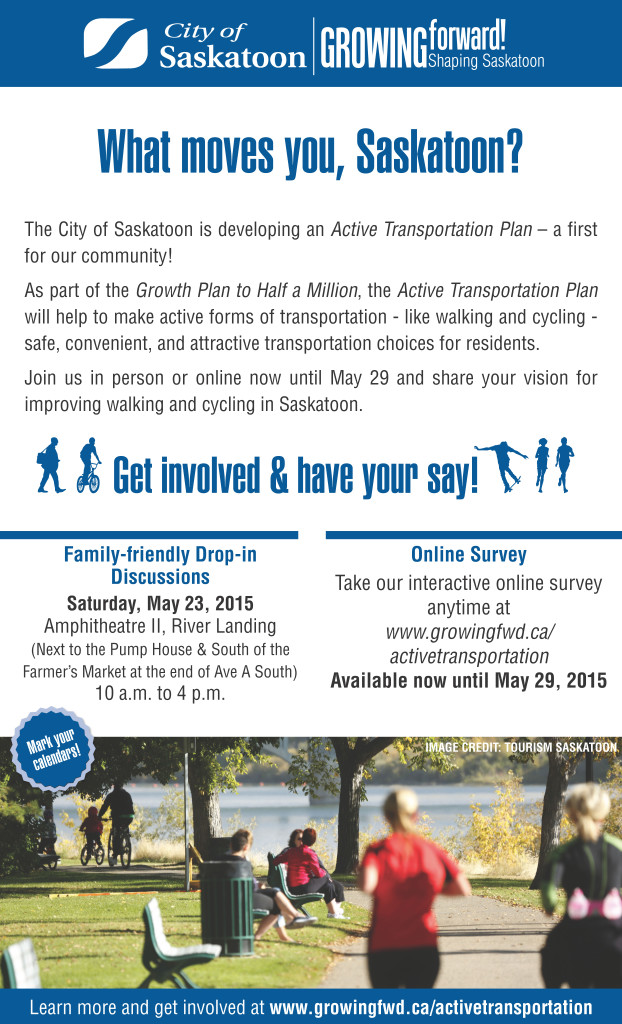 Active Transportation Plan Poster